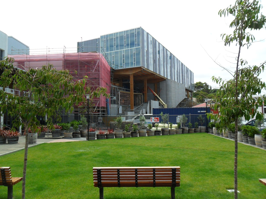 Massey University Wellington Campus