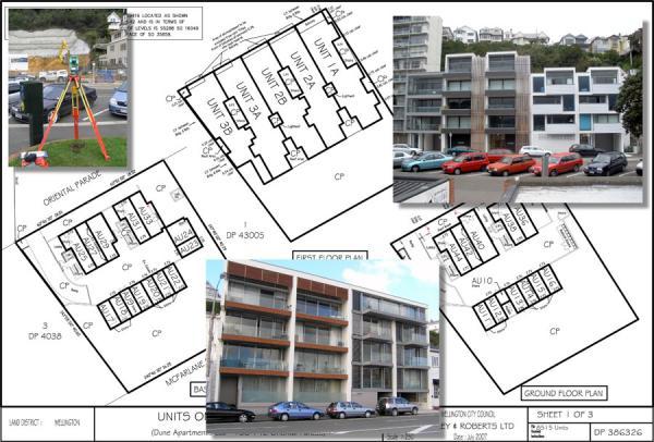Multi unit residential unit title development wigley and for Multi unit plans